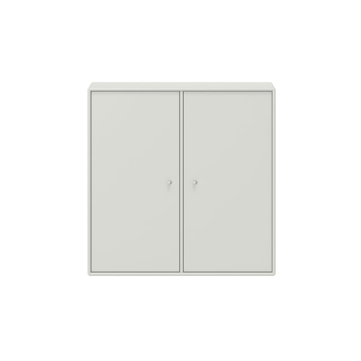 Cover cabinet with suspension by Montana in nordic