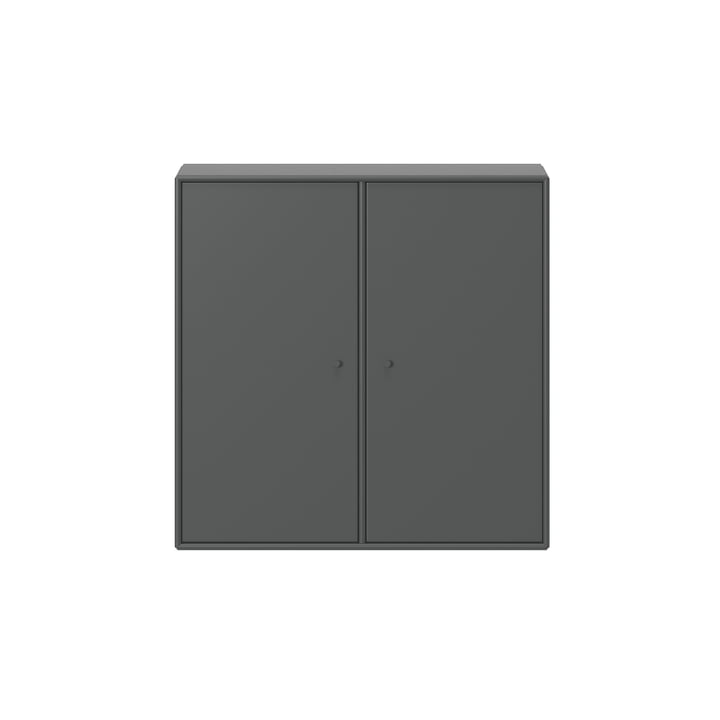 Cover cabinet with suspension by Montana in anthracite