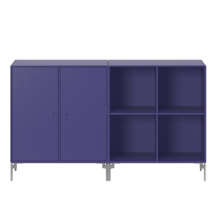 Pair Sideboard with legs from Montana in monarch