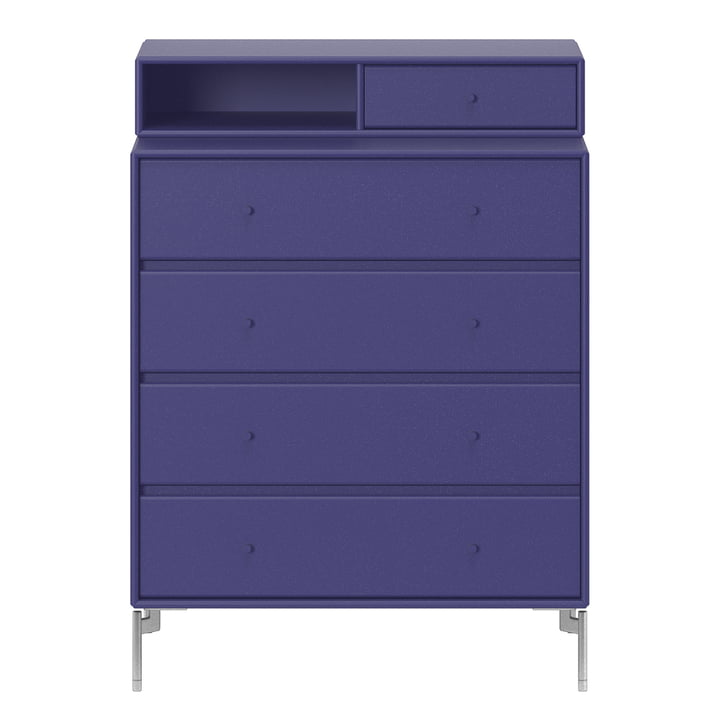 Keep chest of drawers with legs from Montana in monarch