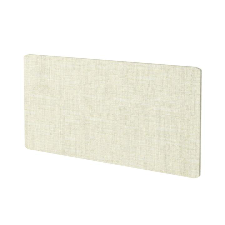 Textile panel for Montana Free Shelving System in Kvadrat Remix 2 (223 natural)
