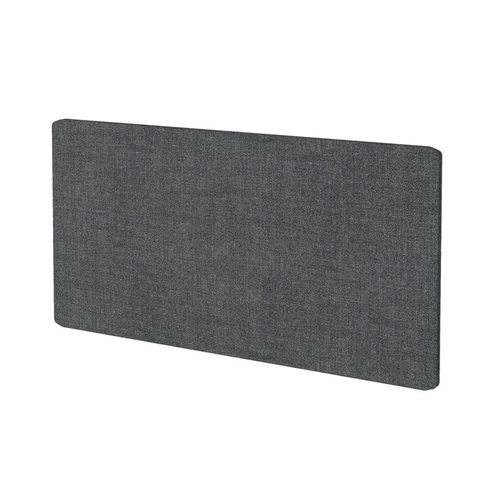 Textile panel for Montana Free shelving system in Kvadrat Remix 2 (163 stone)