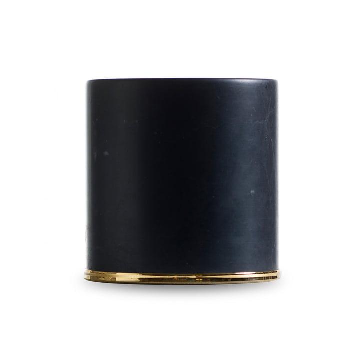 Fermaporte doorstop by Opinion Ciatti in black / gold