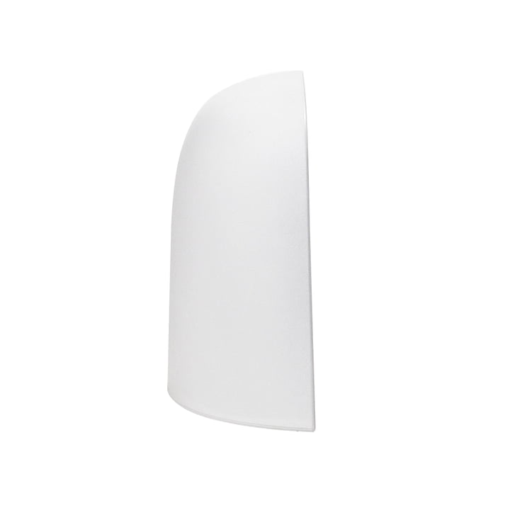 Bookend for Gaku Akku-Light from Flos in white