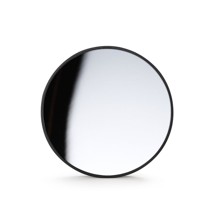 Mirror for Gaku Akku-Light from Flos in black
