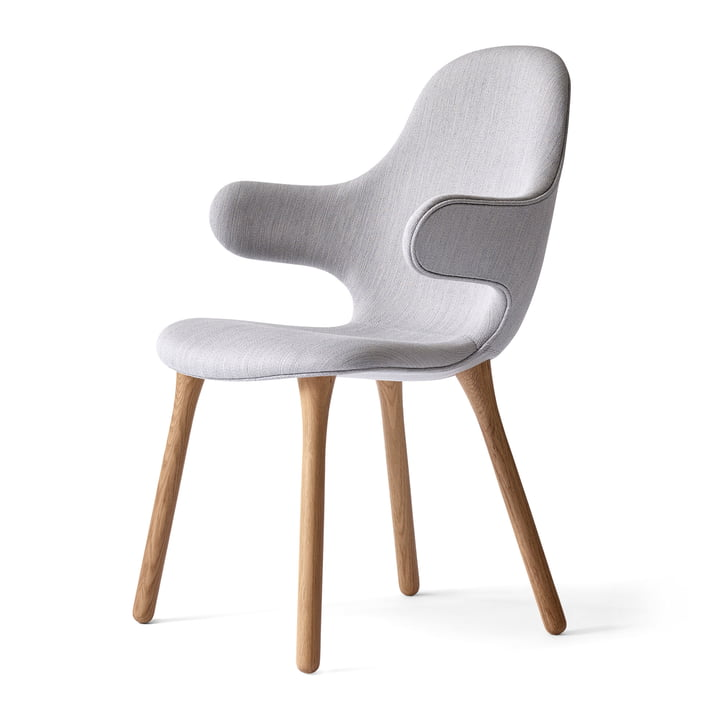 Catch JH1 chair in oak / Remix 123 by & tradition