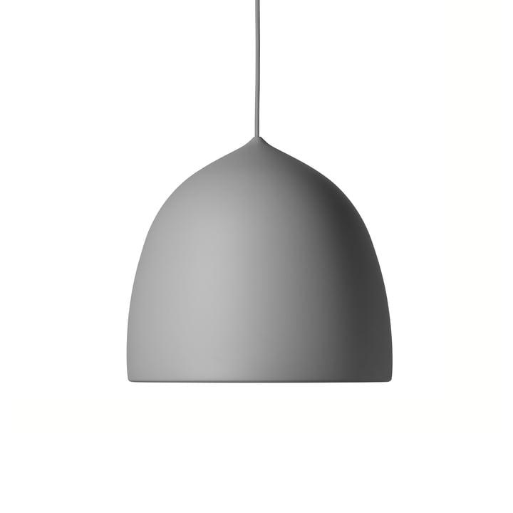 Suspence pendant lamp P 1. 5 by Fritz Hansen in light grey