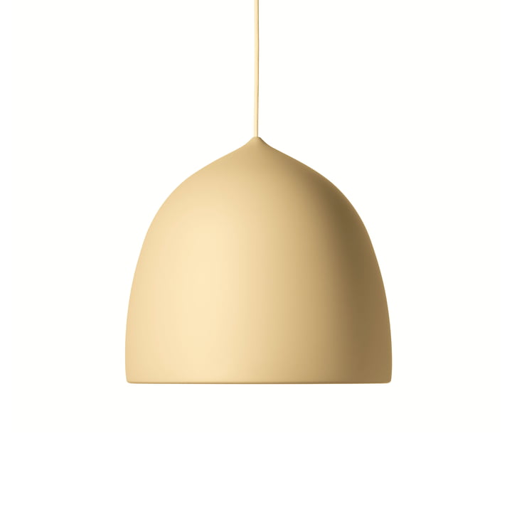 Suspence pendant lamp P 1. 5 from Fritz Hansen in pale pearl