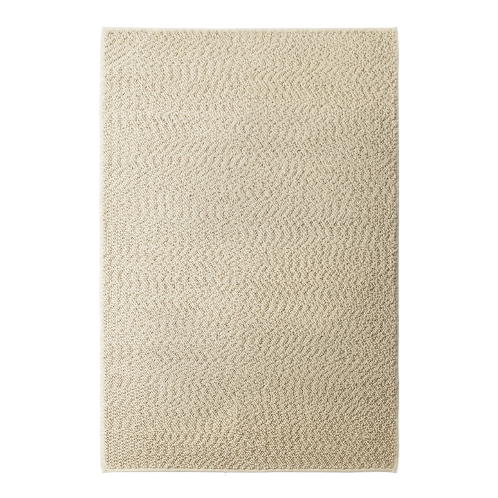 Gravel carpet, 200 x 300 cm, ivory by Menu