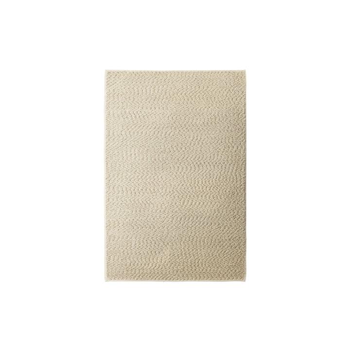 Gravel carpet, 170 x 200 cm, Ivory by Menu