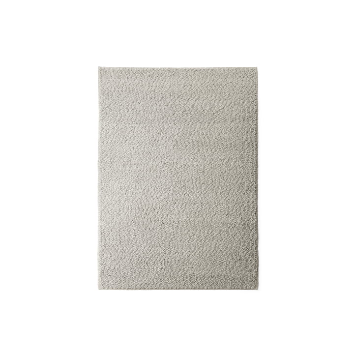 Gravel carpet, 170 x 200 cm, grey by Menu