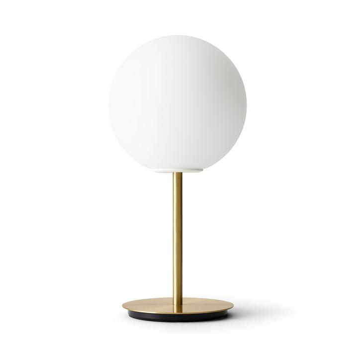 TR Table lamp, brass / matt opal from Menu