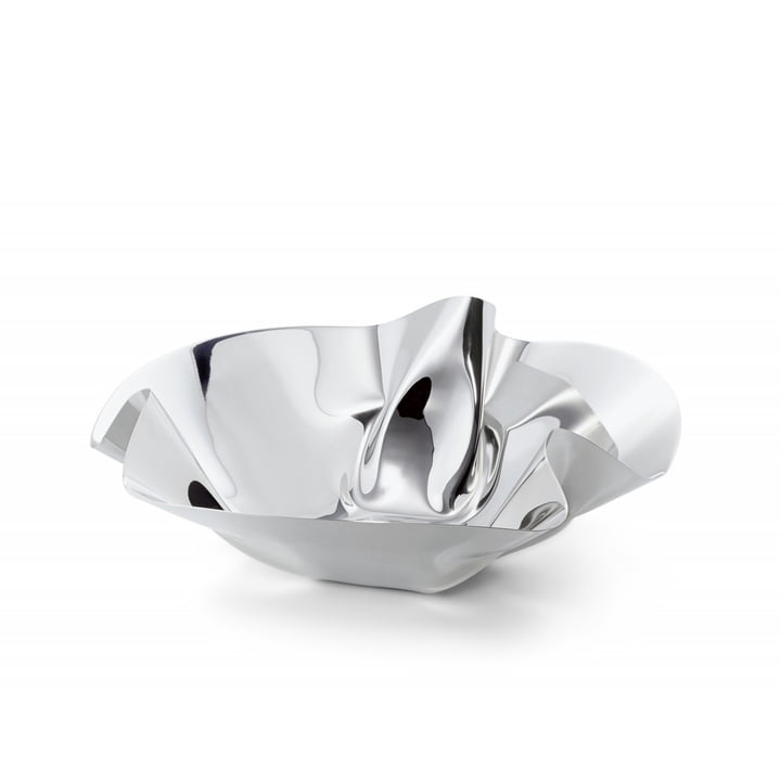 Margarethe bowl M, stainless steel by Philippi