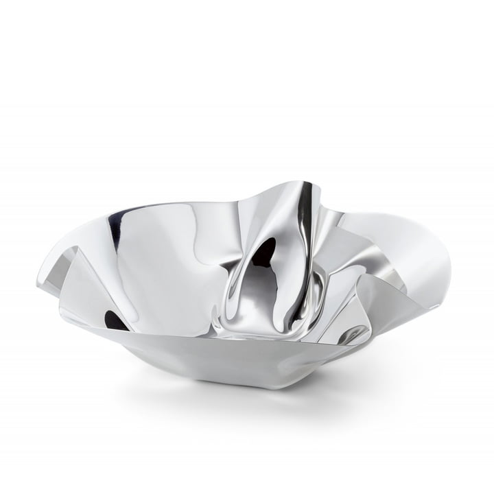 Margarethe bowl XL, stainless steel by Philippi