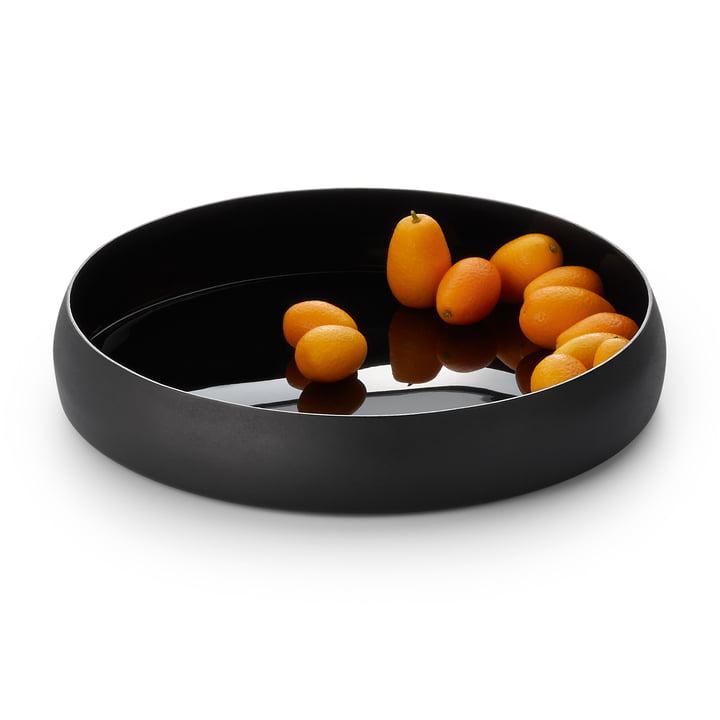 Negretto bowl Ø 26 cm, black by Philippi