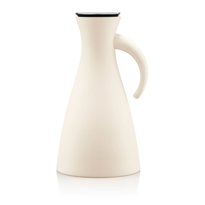 Vacuum jug by Eva Solo in birch