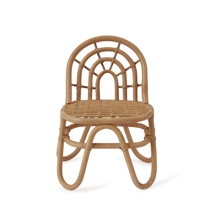 Chair Rainbow, Bamboo by OYOY
