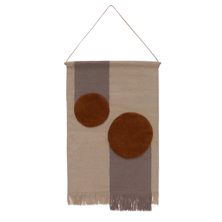 Kika tapestry 120 x 80 cm from OYOY in off-white