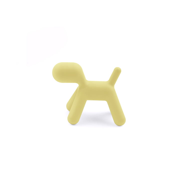 Puppy S by Magis Me Too in yellow