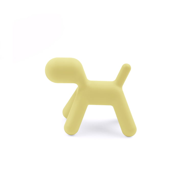 Puppy M by Magis Me Too in yellow