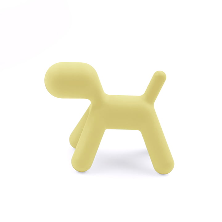Puppy L by Magis Me Too in yellow