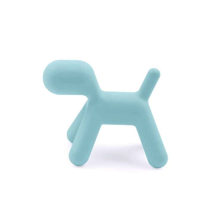 Puppy L by Magis Me Too in turquoise
