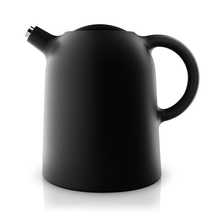 Thimble vacuum jug 1 l from Eva Solo in black matt