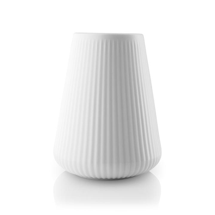 Legio Nova Vase H 17 cm from Eva Trio in white