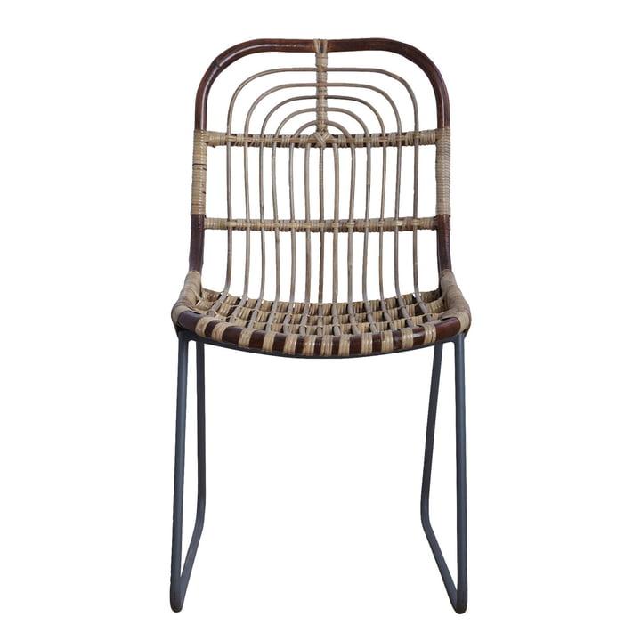 Kawa rattan chair by House Doctor