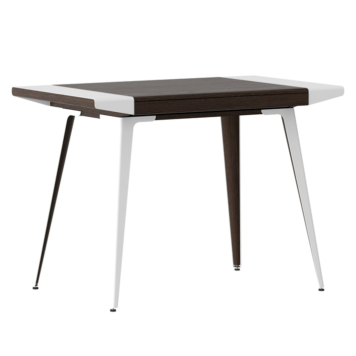 Ambitions desk from Umage in oak dark / white