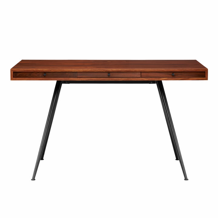 JFK desk by Norr11 in rosewood