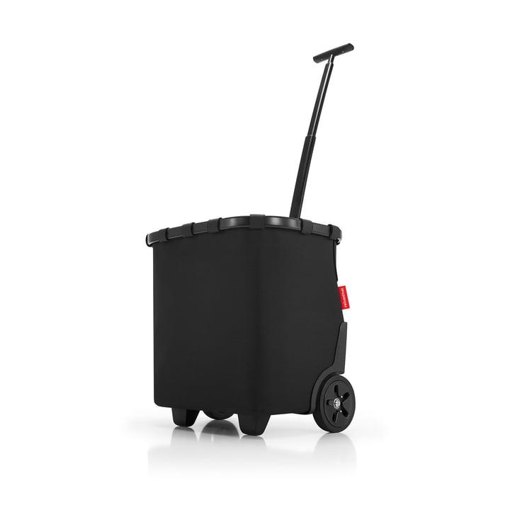 carrycruiser by reisenthel in black / black