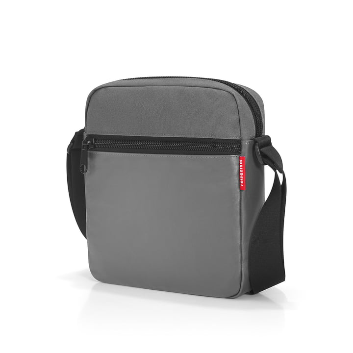 crossbag from reisenthel in canvas grey