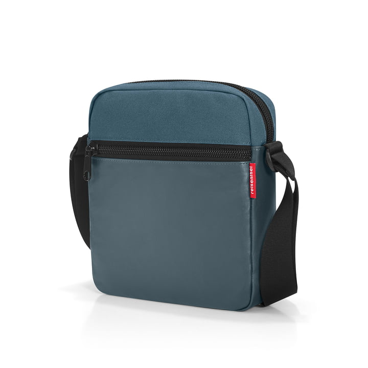 crossbag from reisenthel in canvas blue