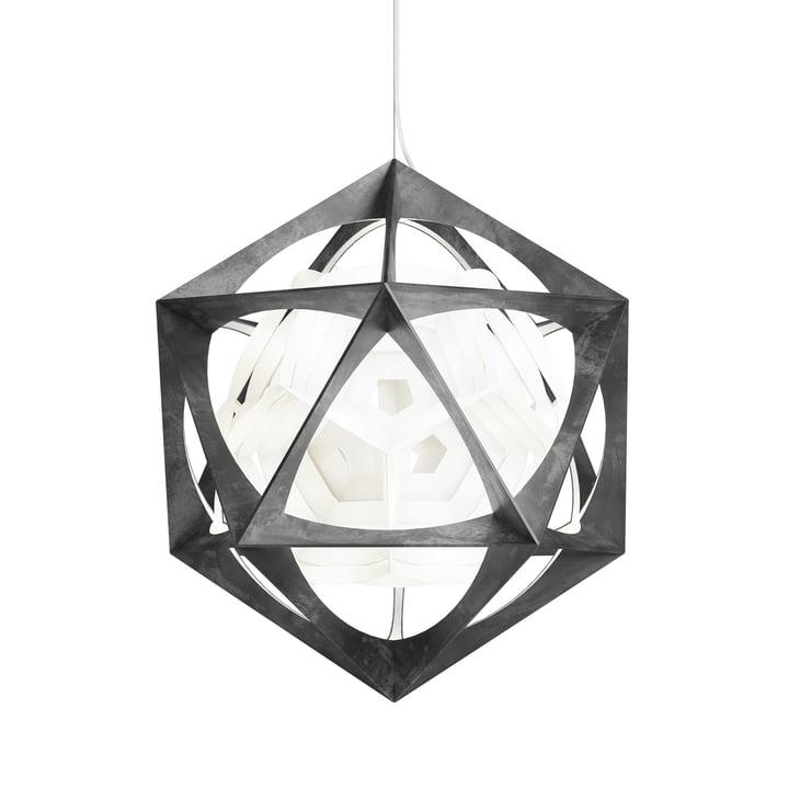 OE Quasi Light LED pendant luminaire by Louis Poulsen