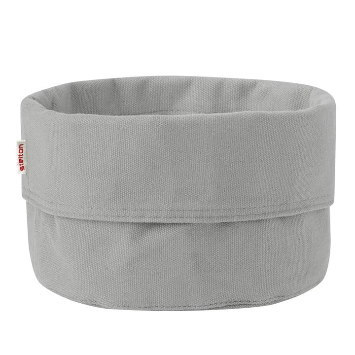 Breadbag big from Stelton in light grey