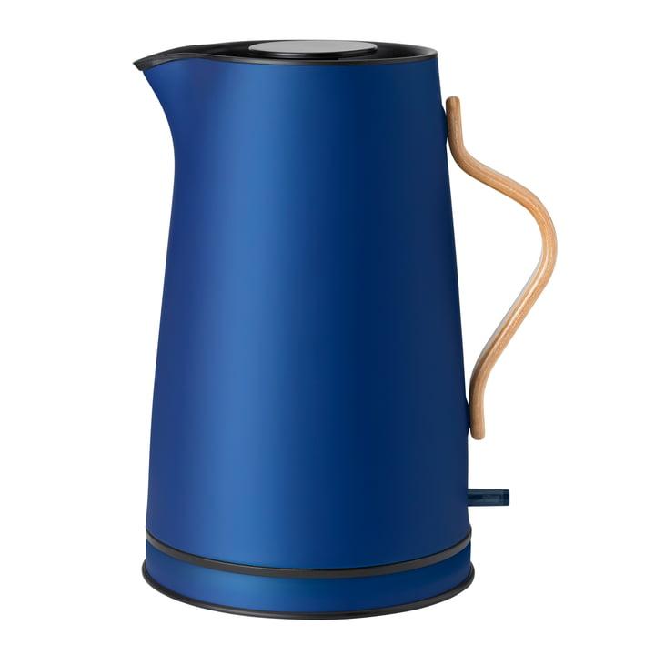 Emma electric kettle 1,2 L from Stelton in dark blue