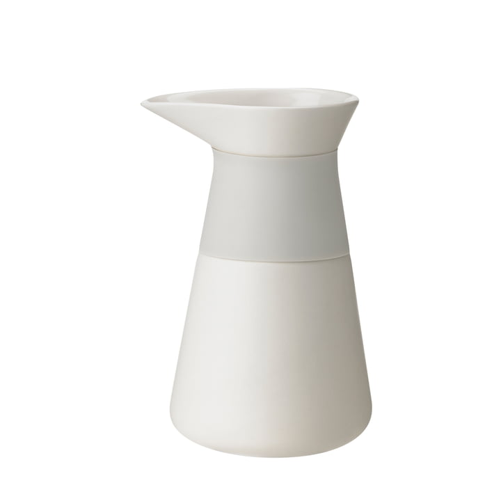Theo milk jug from Stelton in sand