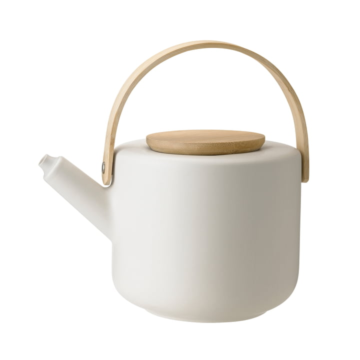 Theo teapot without sieve 1,25 l from Stelton in sand