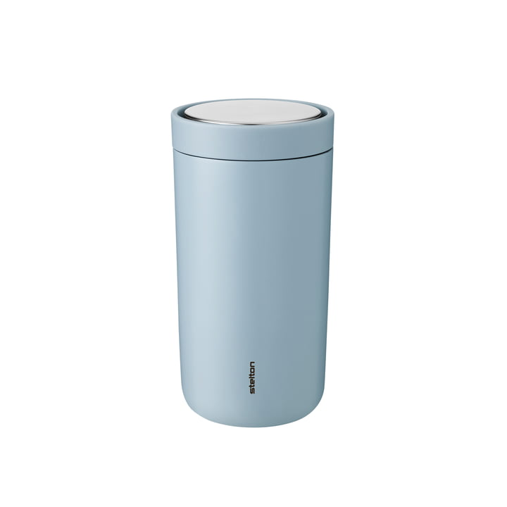 To Go Click 0.2 l double-walled from Stelton in cloud