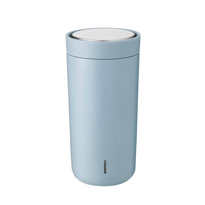 To Go Click 0.4 l double-walled from Stelton in cloud