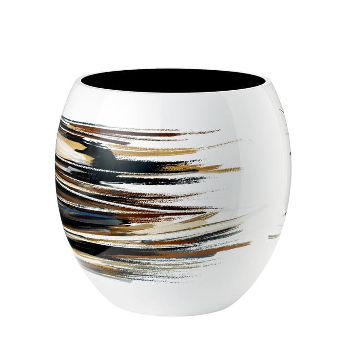 Stockholm Vase Lignum Ø 22,5 cm from Stelton