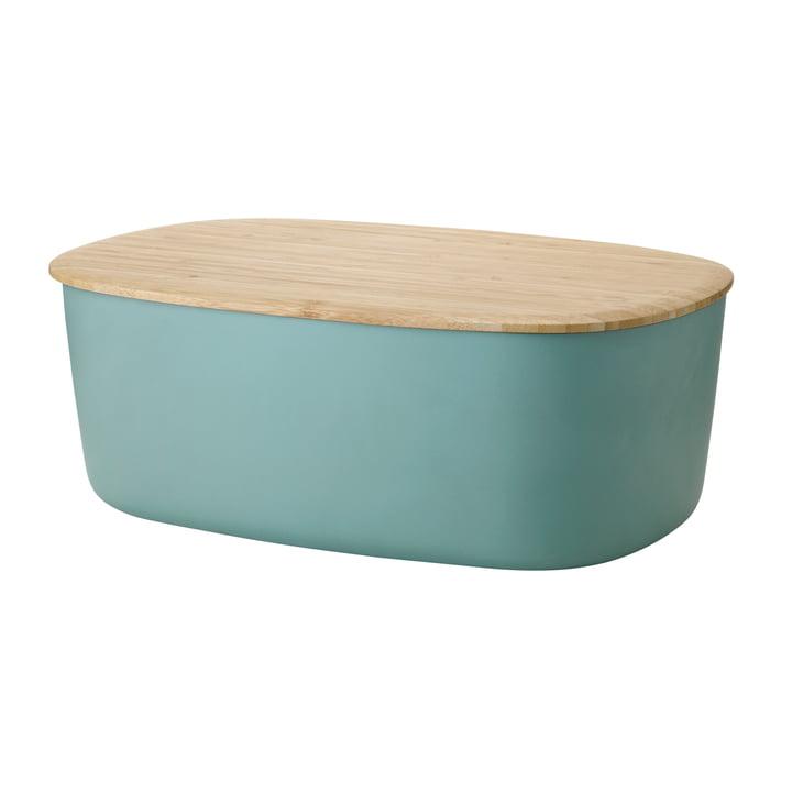 Box-It bread box from Rig-Tig by Stelton in dusty green