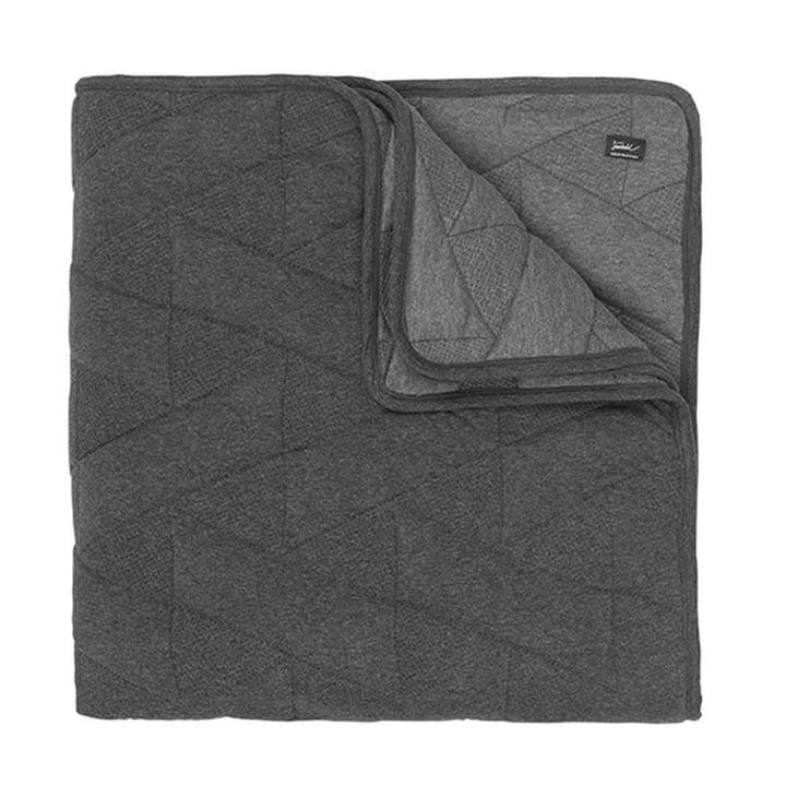 Finn Juhl bedspread 260 x 220 cm by ArchitectMade in grey