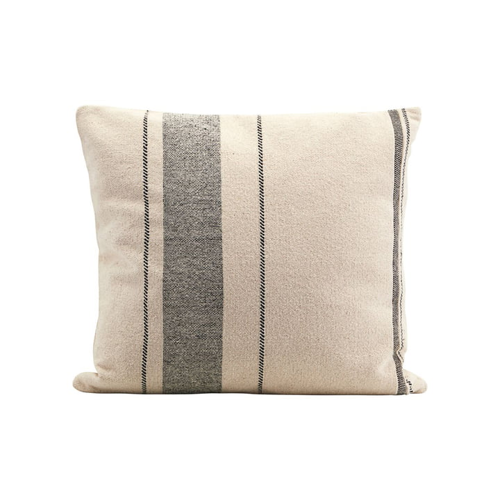 House Doctor - Morocco cushion cover, 50 x 50 cm, beige