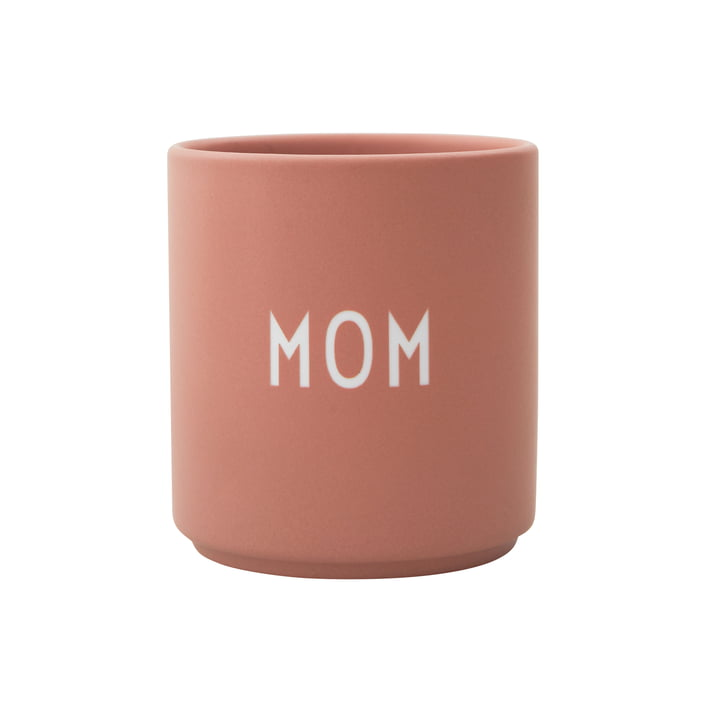 AJ Favourite porcelain mug Mom by Design Letters