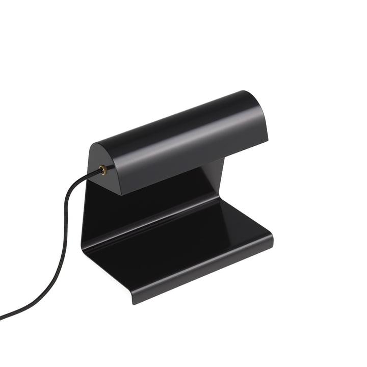 Lamp de Bureau table lamp from Vitra in deep black