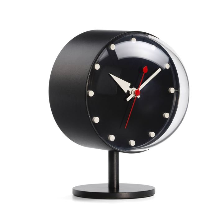 Night Clock by Vitra in black