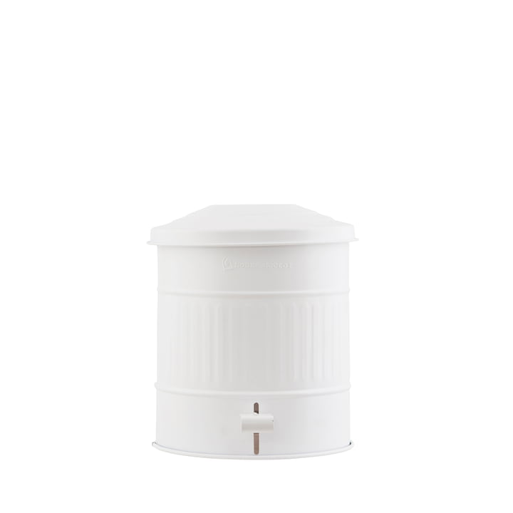 Trash can matt 15 l from House Doctor in white
