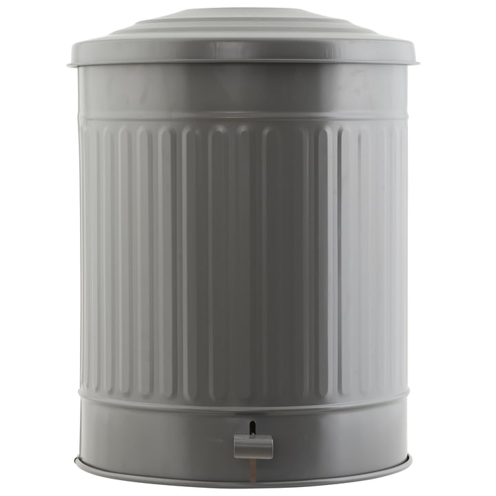 Trash can matt 49 l by House Doctor in armygreen